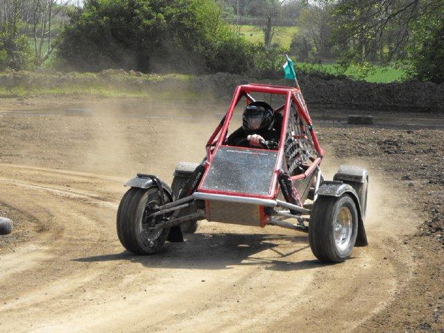 buggy racers